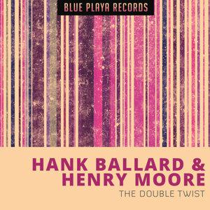 Hank Ballard, Henry Moore 歌手頭像