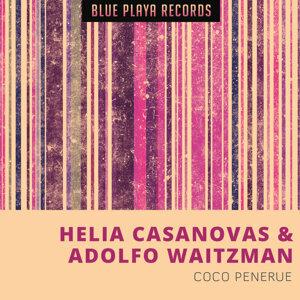 Helia Casanovas, Adolfo Waitzman 歌手頭像