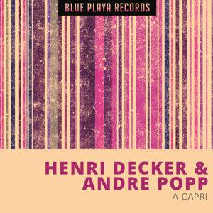 Henri Decker, Andre Popp 歌手頭像