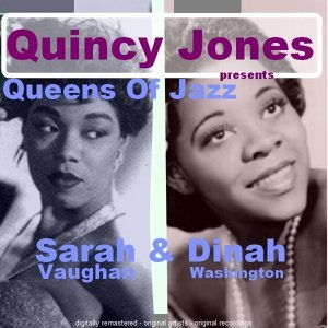 Sarah Vaughan, Dinah Washington & Quincy Jones 歌手頭像