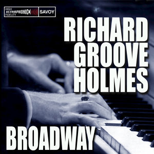 "Richard ""Groove"" Holmes 歌手頭像"