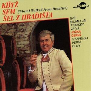 Jožka Černý, kapela Petra Olivy 歌手頭像