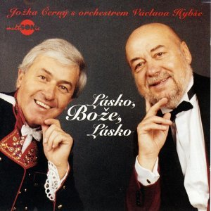 Jožka Černý, Orchestr Václava Hybše 歌手頭像