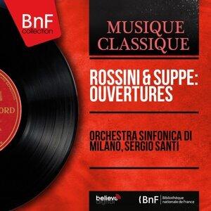 Orchestra sinfonica di Milano, Sergio Santi 歌手頭像