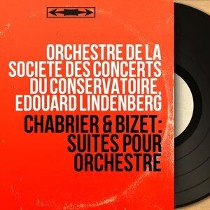 Orchestre de la Société des concerts du Conservatoire, Édouard Lindenberg 歌手頭像