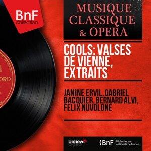 Janine Ervil, Gabriel Bacquier, Bernard Alvi, Félix Nuvolone 歌手頭像
