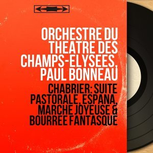 Orchestre du Théâtre des Champs-Élysées, Paul Bonneau 歌手頭像