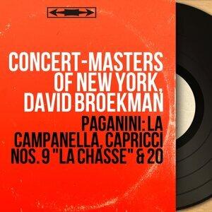 Concert-Masters of New York, David Broekman 歌手頭像