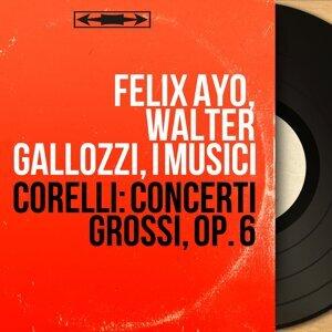 Felix Ayo, Walter Gallozzi, I Musici, Vincenzo Altobelli 歌手頭像