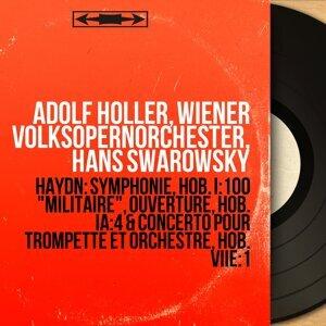 Adolf Holler, Wiener Volksopernorchester, Hans Swarowsky 歌手頭像