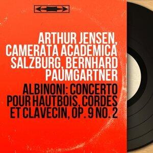 Arthur Jensen, Camerata Academica Salzburg, Bernhard Paumgartner 歌手頭像