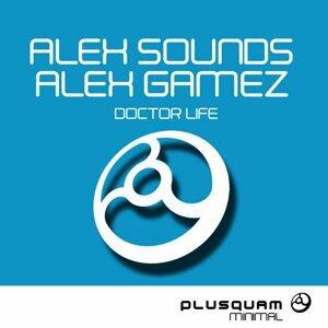 Alex Sounds, Alex Gamez, Alex Sounds, Alex Gamez 歌手頭像