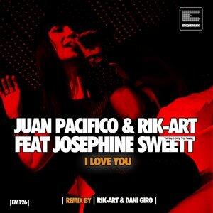 Rik-Art, Juan Pacifico 歌手頭像