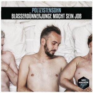 POL1Z1STENS0HN a.k.a. Jan Böhmermann 歌手頭像