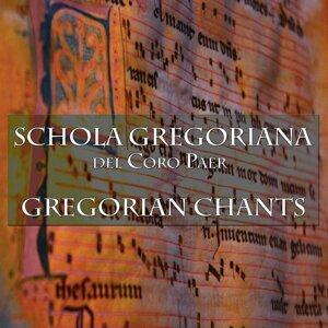 Schola Gregoriana Del Coro Paer 歌手頭像