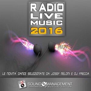 Josef Meloni, DJ Freccia 歌手頭像