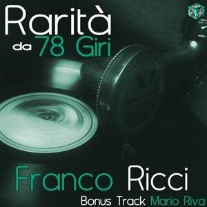 Franco Ricci, Mario Riva 歌手頭像