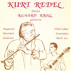 Kurt Redel, Richard Kroll 歌手頭像
