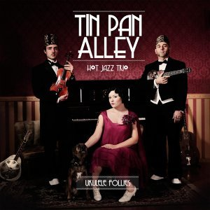 Tin Pan Alley Hot Jazz Trio アーティスト写真