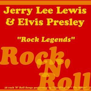 Jerry Lee Lewis & Elvis Presley 歌手頭像