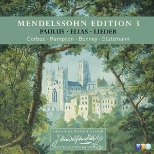 Mendelssohn Edition 歌手頭像
