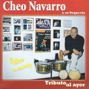 Cheo Navarro y su Orquesta 歌手頭像