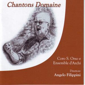 Coro Sant'Orso e Ensemble d'Archi 歌手頭像