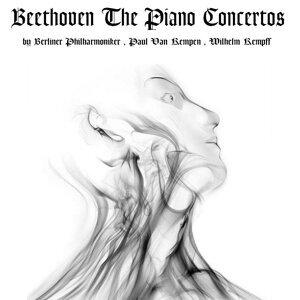 Berliner Philharmoniker, Paul van Kempen, Wilhelm Kempff 歌手頭像