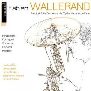 Fabien Wallerand, Stéphane Labeyrie, Michel Godard, Nicolas Vallade, Mareva Becu, David Defiez 歌手頭像