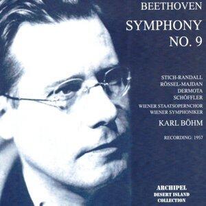 Wiener Staatsopernchor, Wiener Symphoniker, Karl Böhm, Paul Schöffler, Anton Dermota, Hilde Rössel-Majdan, Teresa Stich-Randall 歌手頭像