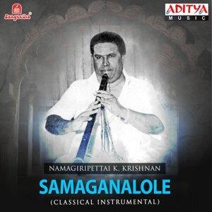 Namagiripettai K. Krishnan 歌手頭像