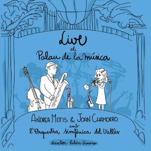 Andrea Motis, Joan Chamorro, Orquestra Simfònica del Vallès 歌手頭像
