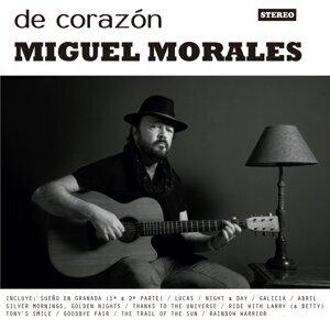 Miguel Morales 歌手頭像