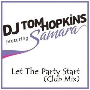 DJ Tom Hopkins feat. Samara 歌手頭像