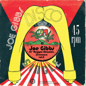 "Joe Gibbs 12"" Reggae Discomix Showcase Vol. 2 歌手頭像"