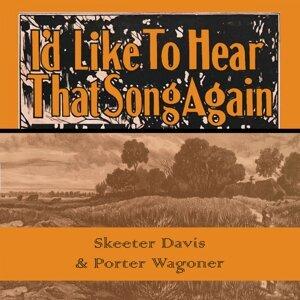 Skeeter Davis, Porter Wagoner, Johnny Burnette 歌手頭像
