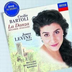 Cecilia Bartoli [Mezzo-Soprano] & James Levine [Piano] 歌手頭像
