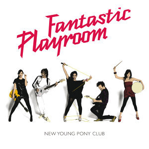 New Young Pony Club (新年輕小馬俱樂部) 歌手頭像