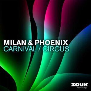 Milan & Phoenix 歌手頭像