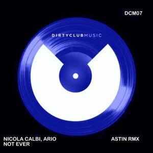 Nicola Calbi, Ario, Astin 歌手頭像