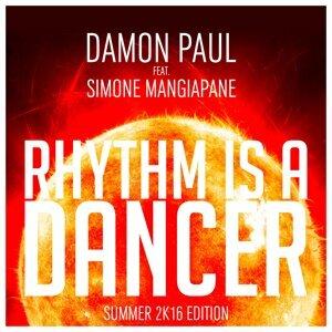 Damon Paul feat. Simone Mangiapane 歌手頭像