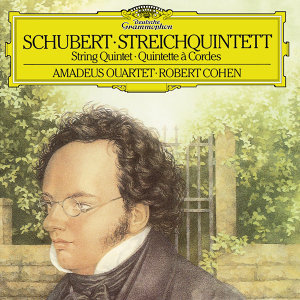 Amadeus Quartet, Robert Cohen 歌手頭像