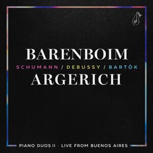 Daniel Barenboim, Martha Argerich 歌手頭像