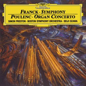 Simon Preston, Everett Firth, Boston Symphony Orchestra, Seiji Ozawa 歌手頭像