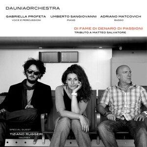 Dauniaorchestra 歌手頭像
