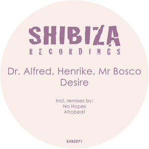 Dr. Alfred, Henrike & Mr Bosco 歌手頭像