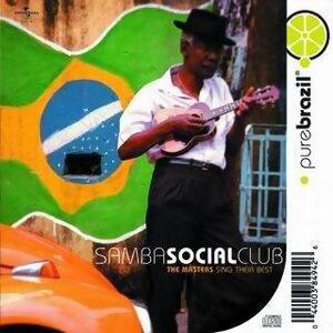 Samba Social Club 歌手頭像