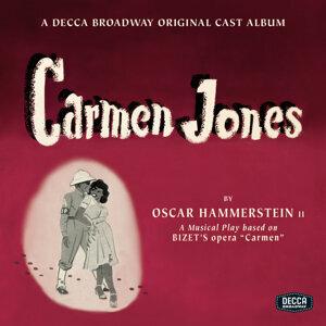 Carmen Jones 歌手頭像
