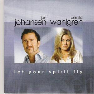 Jan Johansen, Pernilla Wahlgren 歌手頭像