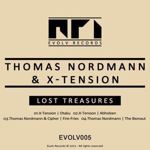 Thomas Nordmann & X-Tension 歌手頭像
